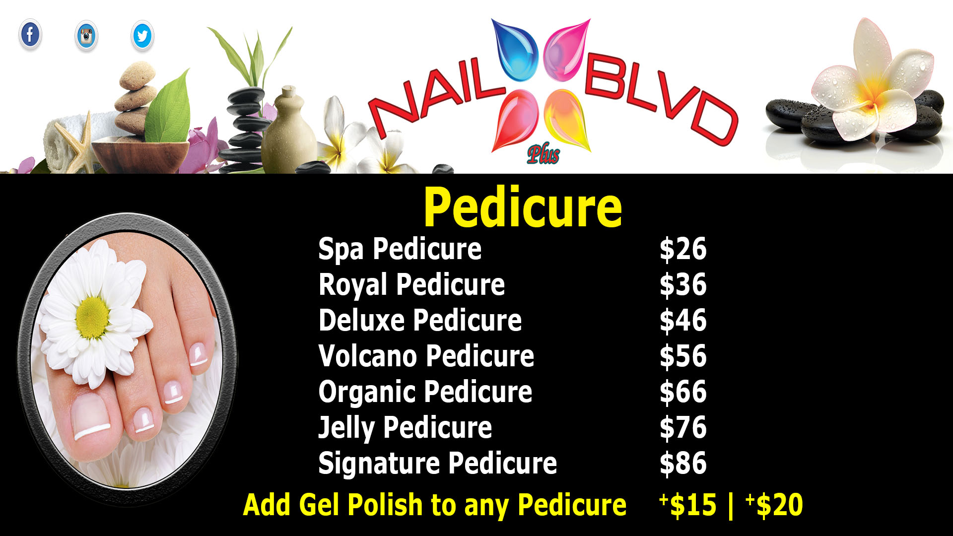 Nail Blvd Plus | Welcome